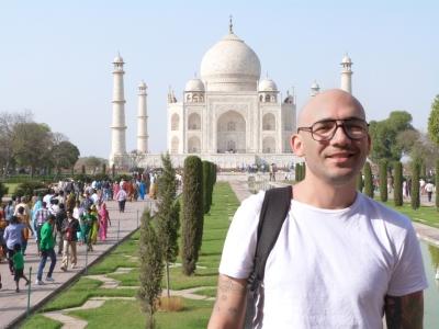 Índia: primeiras, e impressionantes, impressões - Por Alexandre Costa - Blog de Educação do Estadão