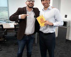 Alexandre Apendino - Diretor de Vendas Global da TOTVS